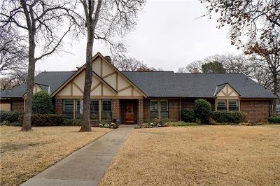Colleyville Single Family Home For Sale: 5117 Coventry Place