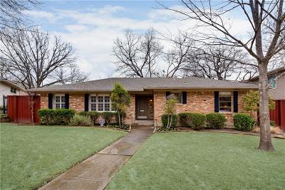 Dallas, Fort Worth Single Family Home For Sale: 9711 Buxhill Drive
