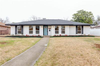 Dallas Single Family Home For Sale: 4308 Blackheath Road