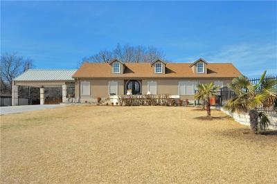 Weatherford Single Family Home Active Contingent: 331 Cochran Road