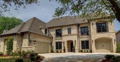 Allen, Dallas, Frisco, Plano, Prosper, Addison, Coppell, Highland Park, University Park, Southlake, Colleyville, Grapevine Single Family Home For Sale: 6823 Mimosa Lane