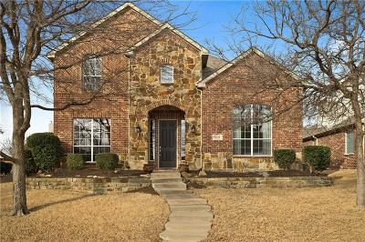 Frisco Single Family Home For Sale: 6321 Aldridge Drive