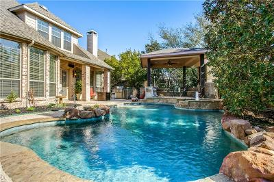 McKinney Single Family Home Active Contingent: 8701 Grand Haven Lane