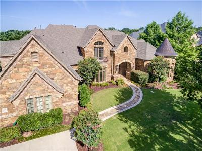 Flower Mound Single Family Home For Sale: 3909 Chimney Rock Drive