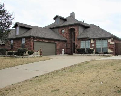 Wylie Single Family Home For Sale: 1913 Spencer Lane