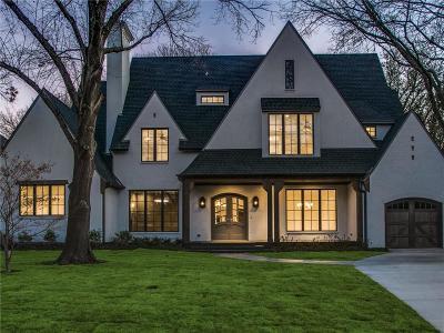 Dallas Single Family Home For Sale: 5626 Greenbrier Drive