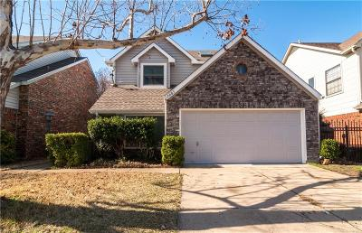 Lewisville Single Family Home For Sale: 2083 Sienna Trail