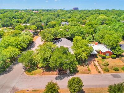 Fort Worth Single Family Home For Sale: 6432 Camp Bowie Boulevard