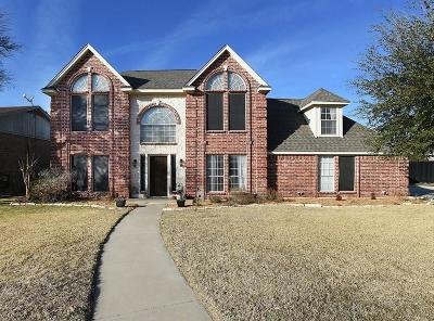 Fort Worth Single Family Home For Sale: 7804 Bayshore Court