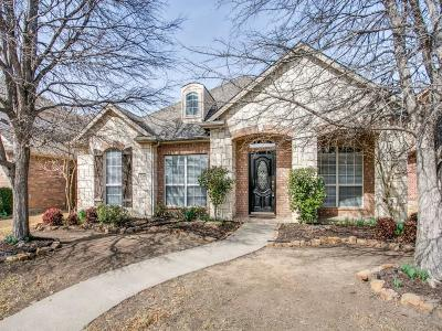 Frisco Single Family Home For Sale: 2750 Cove Meadow Lane