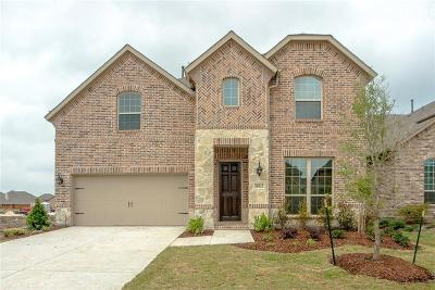 Prosper Single Family Home For Sale: 16025 Plum Court