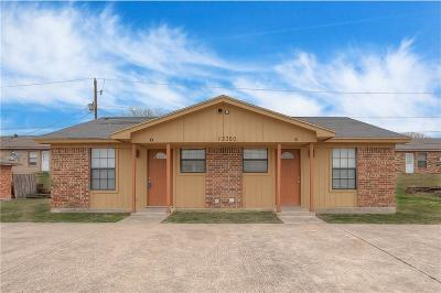 Fort Worth Multi Family Home For Sale: 13320 White Settlement Road