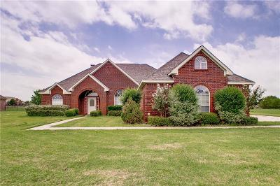 Terrell Single Family Home For Sale: 1052 Remington Park Drive W