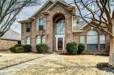Mckinney Single Family Home For Sale: 3009 Avery Lane