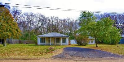 Canton TX Single Family Home For Sale: $39,000