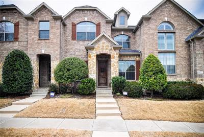 Plano Townhouse For Sale: 4673 Cecile Road