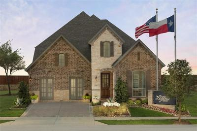 Lewisville Single Family Home For Sale: 2501 Saffire Way