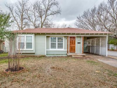 Mckinney Single Family Home For Sale: 1411 N Morris Street