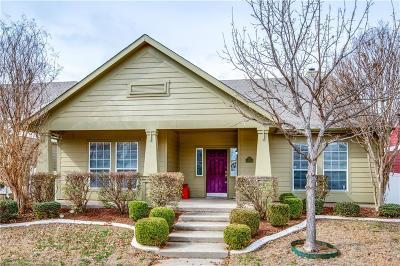 Providence Village Single Family Home For Sale: 1113 Live Oak Drive
