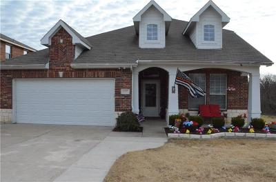 Anna Single Family Home Active Option Contract: 937 Hazels Way