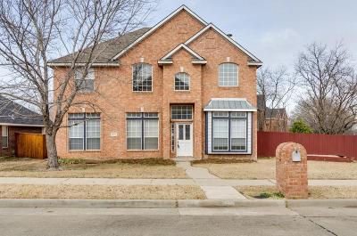 Plano Single Family Home For Sale: 4009 Ridge Rock Drive
