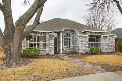The Colony TX Single Family Home For Sale: $245,000
