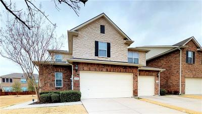 Lewisville Townhouse For Sale: 2936 Muirfield Drive