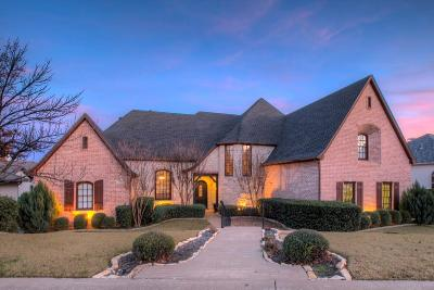 Highland Village Single Family Home For Sale: 800 Lake Haven Court