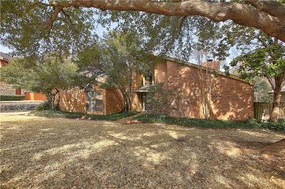 Fort Worth Single Family Home For Sale: 4309 Hyatt Court