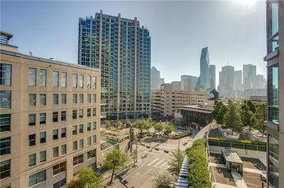 Dallas Condo For Sale: 2200 Victory Avenue #601