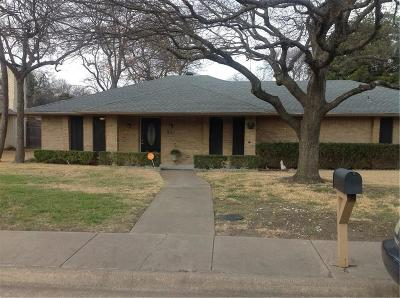 Cedar Hill Single Family Home For Sale: 1505 Sharon Drive