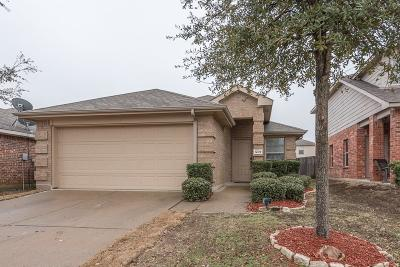 Royse City Single Family Home Active Option Contract: 1209 Silver Maple Lane