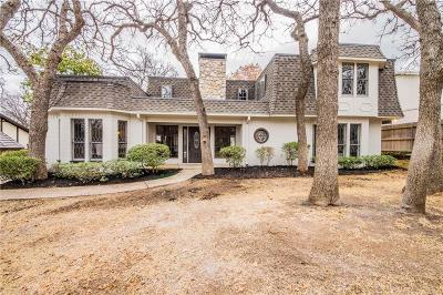 Dallas, Fort Worth Single Family Home For Sale: 813 Firewheel Trail