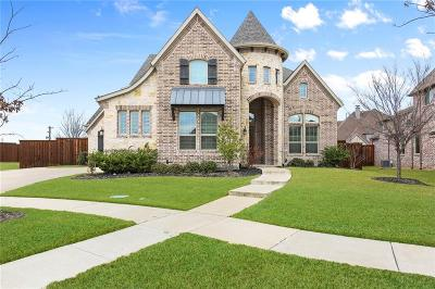 Frisco Single Family Home For Sale: 3604 Cathedral Lake Drive