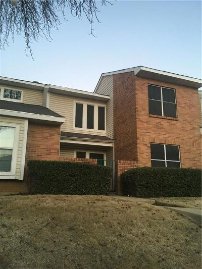 Townhouse Active Option Contract: 839 Summercreek Drive