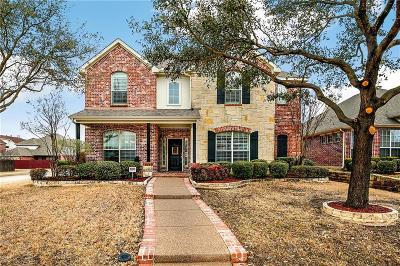 Mckinney Single Family Home For Sale: 4520 Aylesbury Court