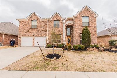 Little Elm Single Family Home For Sale: 14812 Riverside Drive