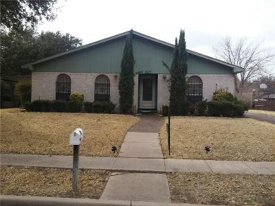 Carrollton Single Family Home For Sale: 3127 Falkland Road