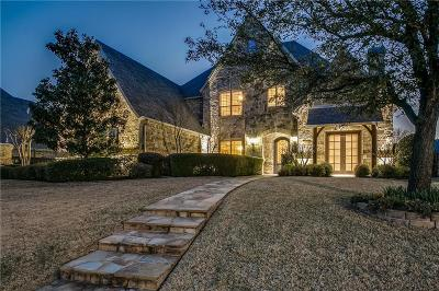 Colleyville Single Family Home For Sale: 6720 Zermatt Court