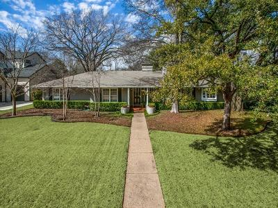 Single Family Home For Sale: 10461 Heather Lane