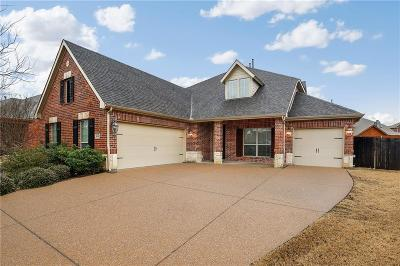 McKinney Single Family Home For Sale: 1500 Sunrise Drive