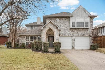 Grapevine Single Family Home For Sale: 5202 Brettenmeadow Drive