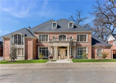 Allen, Celina, Dallas, Frisco, Mckinney, Melissa, Plano, Prosper Single Family Home For Sale: 17719 Cedar Creek Canyon Drive