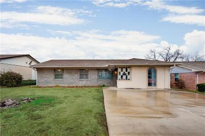 Mesquite Single Family Home For Sale: 2525 Jeanette Drive