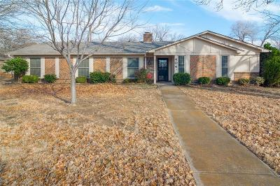 Colleyville Residential Lease For Lease: 404 Oak Valley Drive