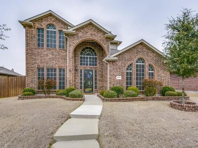 Rockwall Single Family Home For Sale: 1244 Bay Line Drive