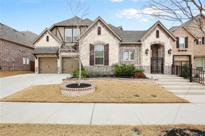 Frisco Single Family Home For Sale: 13052 Dolomite Drive