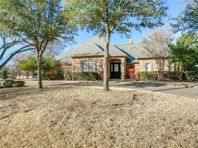 Colleyville Single Family Home For Sale: 3200 St Albans Circle