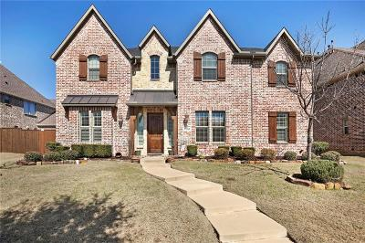Frisco Single Family Home For Sale: 3220 Round Tree Lane