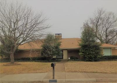 Duncanville Single Family Home Active Contingent: 1202 Westminister Lane